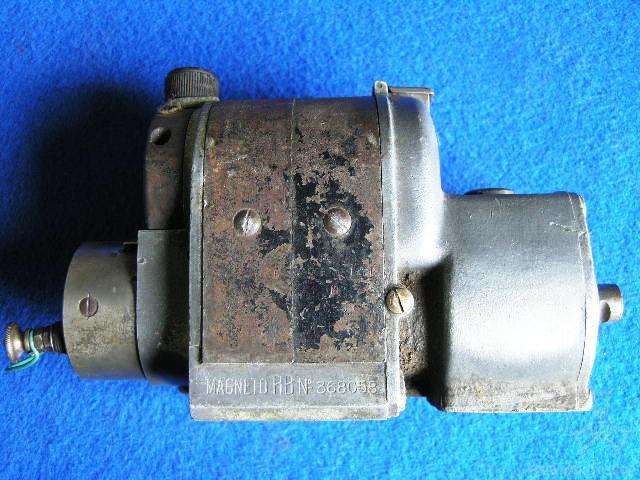 R.B  Typ 10/4 AW Zündmagneto