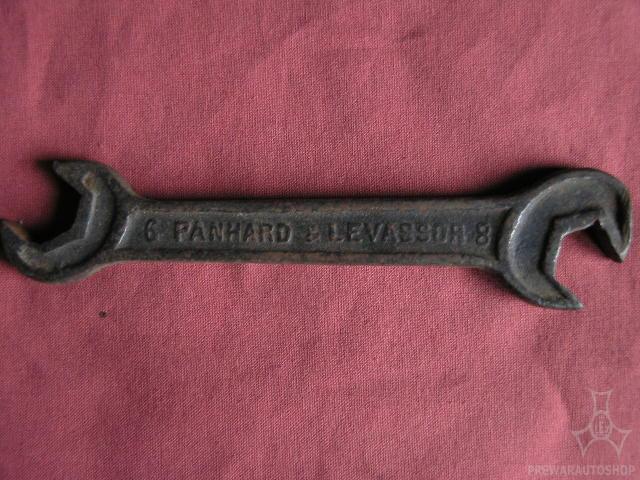 Panhard und Levassor Flachschlüssel