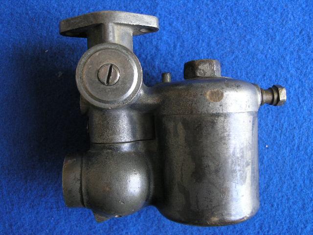 Solex-Vergaser in Bronze Typ 30