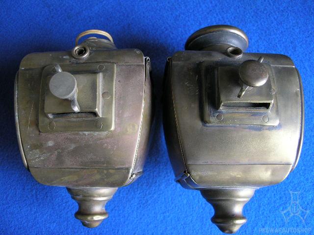 Paar Ducellier Paris elektrische Seitenlaternen