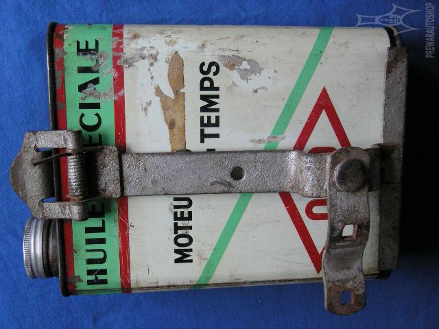 2-Liter Motorrad Ölkännchenhalter