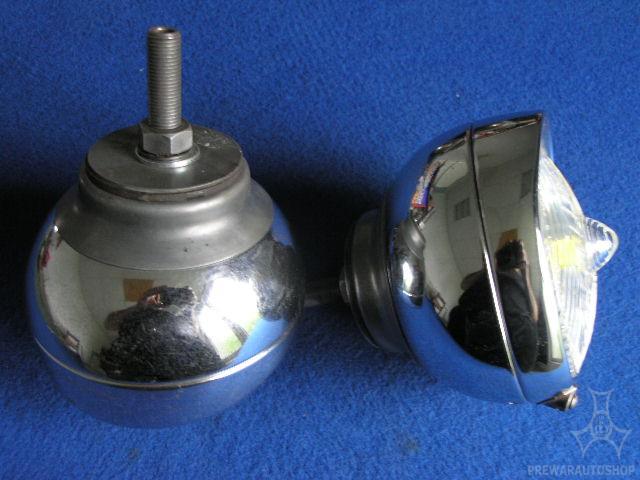 Paar Marchal 670-680 Nebelscheinwerfer