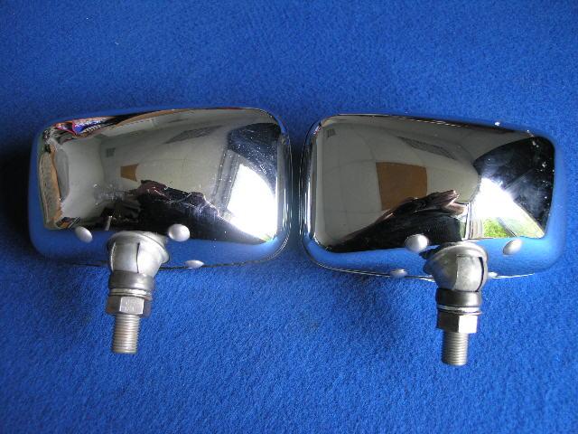 Paar Marchal Nebelscheinwerfer Typ 653