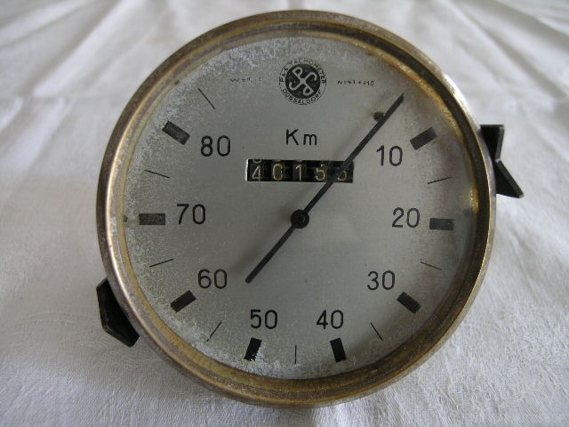 Peerboom & Schürmann Tachometer