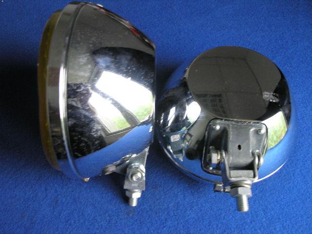 Paar Bosch-Halogen-Nebelscheinwerfer