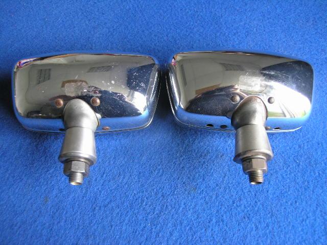 Paar Bosch A 1173 Nebelscheinwerfer