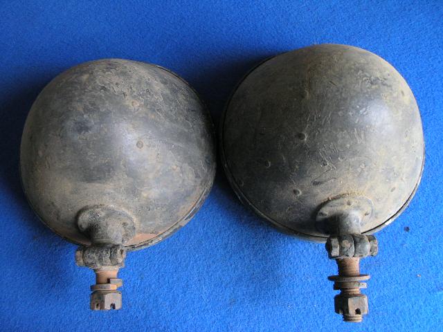 Paar Bosch-250 mm -Scheinwerfer