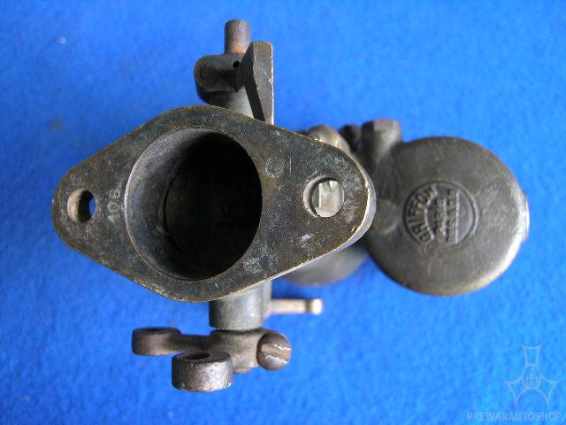 Griffon Paris  Bronze Vergaser