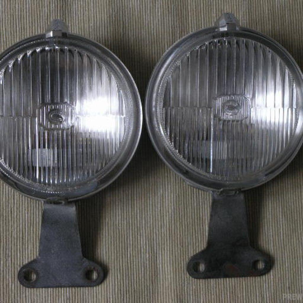Paar Cibié Zusatzscheinwerfer