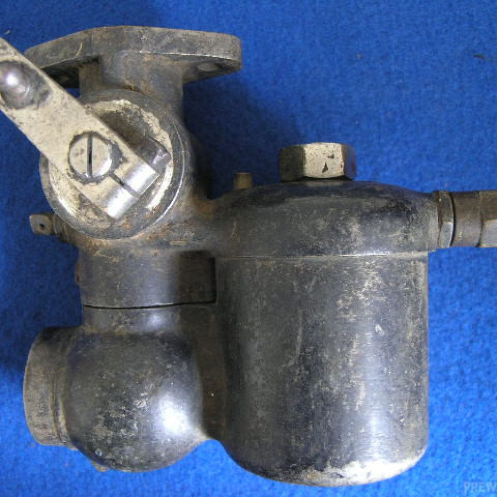 Solex-Vergaser Typ 26