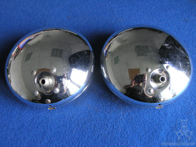 Paar Bosch Fernscheinwerfer