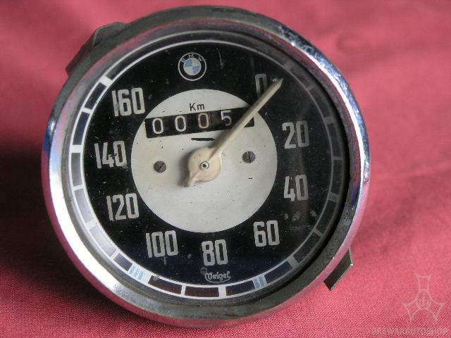 Veigel-Tachometer für BMW-Motorräder,