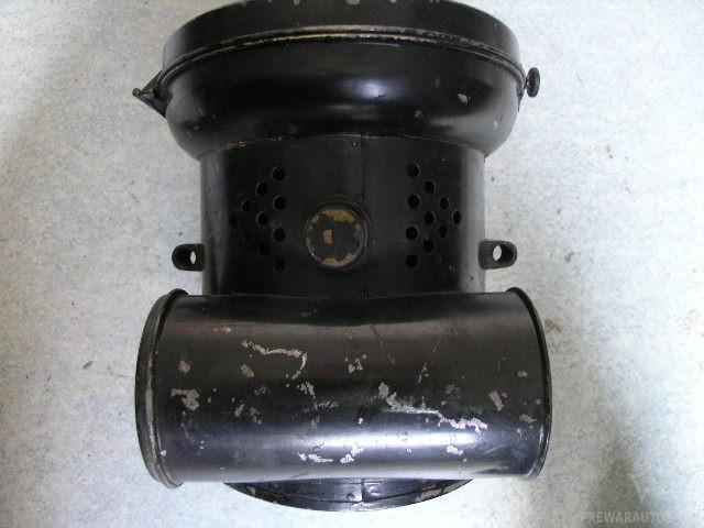 Auteroche Acetylen-Scheinwerfer
