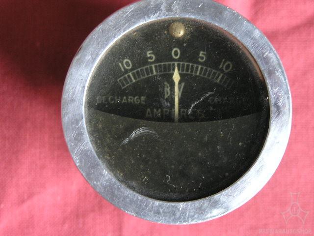 Motorrad Ampermeter 0-10 A der Marke VB
