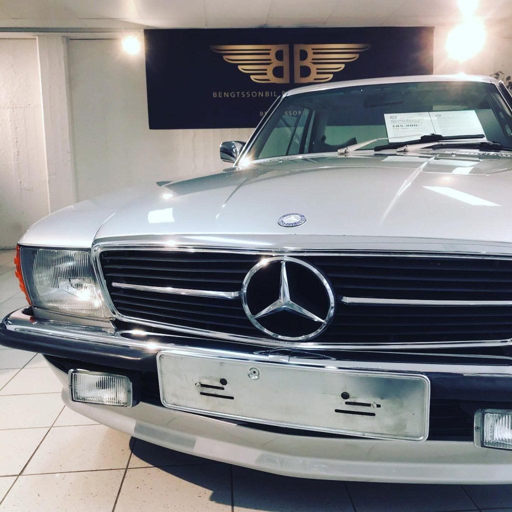 Mercedes-Benz 280 SLC C-107 zum Verkauf