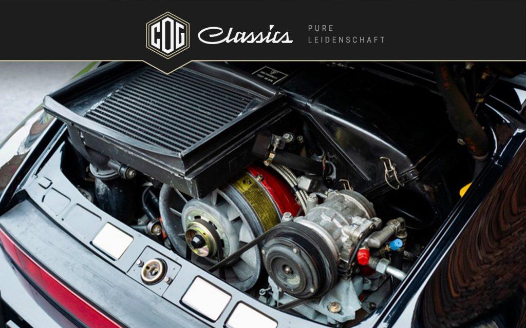 Porsche 930 Turbo Cabrio - Das Spitzenmodell der Sportwagen!