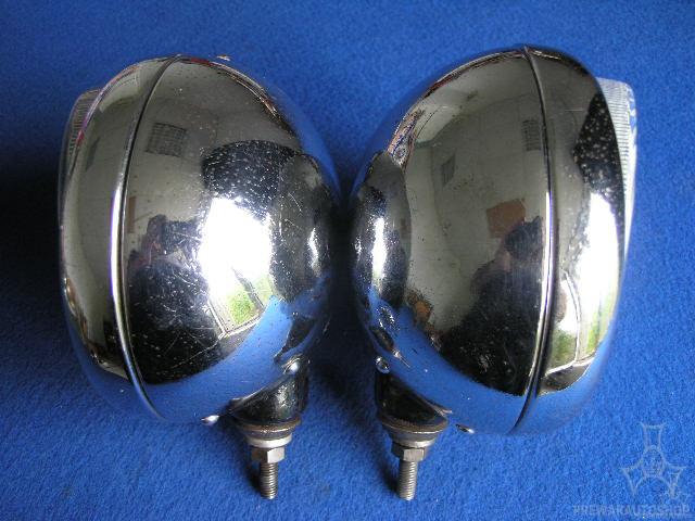 Paar Bosch Nebelscheinwerfer Typ NE 150
