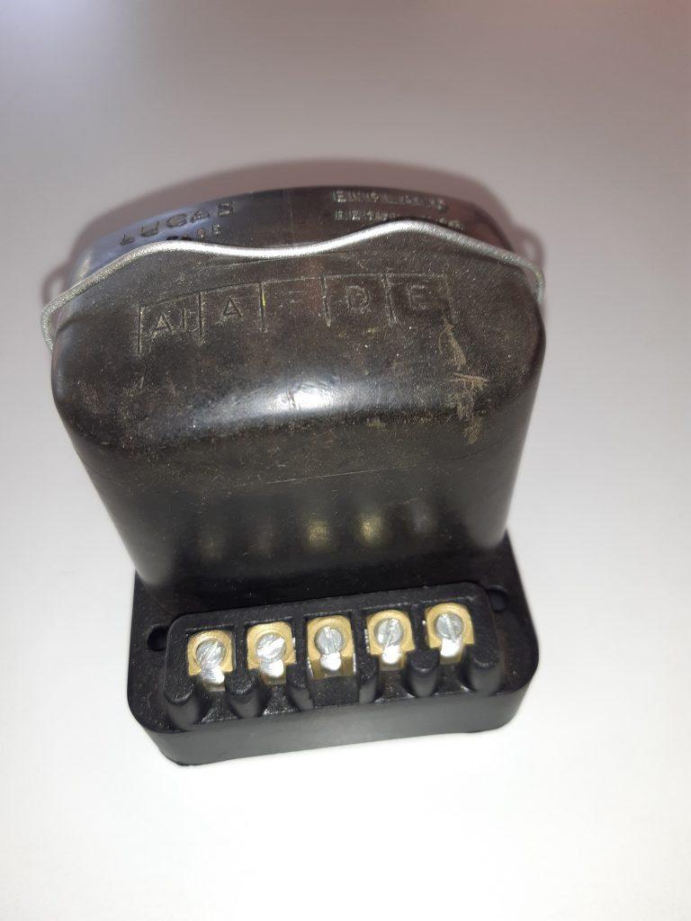 Lucas Lichtmaschinenregler RB106/1 Austin/Morris/Triumpf/MG usw.