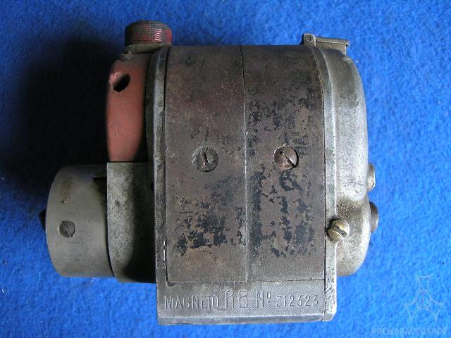 R.B Typ N 10/4 W Zündmagnet