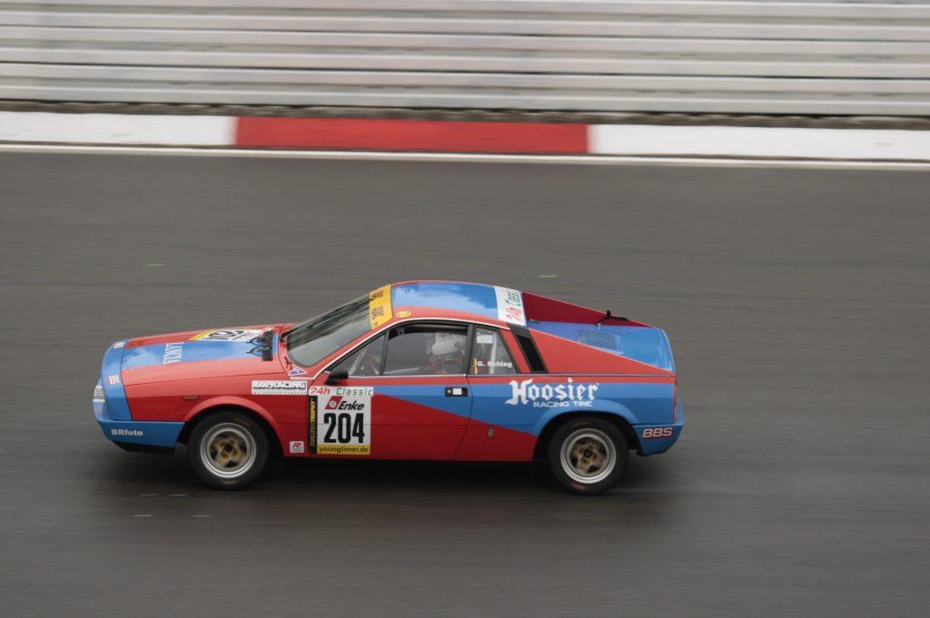 Lancia Beta-Montecarlo Gruppe4, ready to race