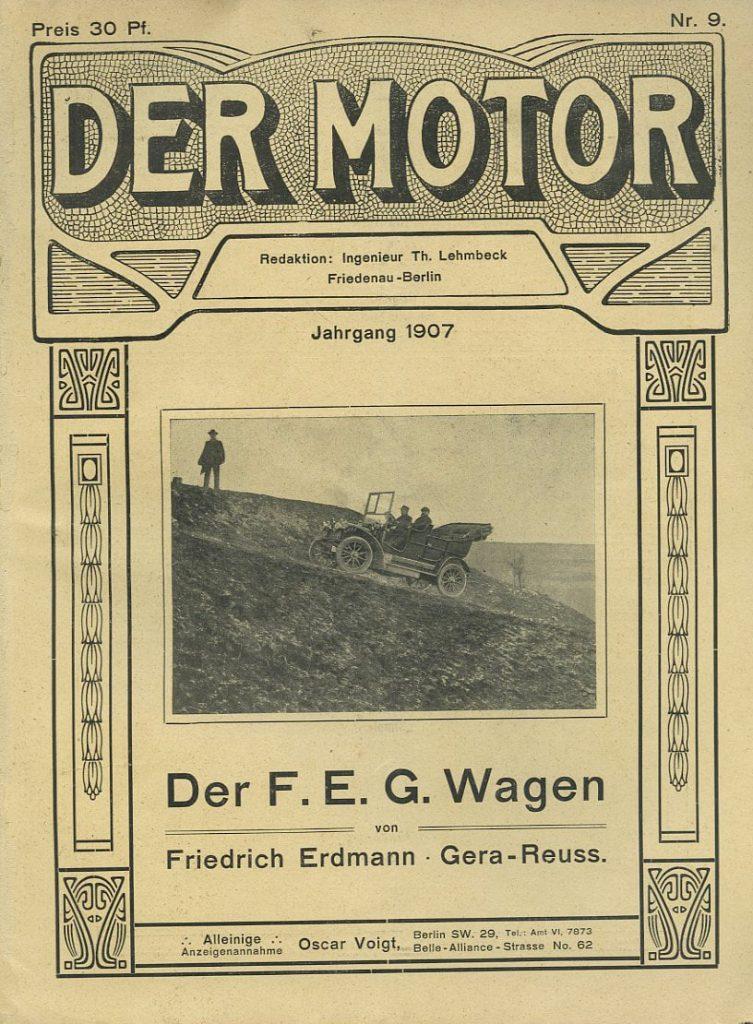 Motor-lit.de, das Versandantiquariat für Fahrzeug-Literatur aus Berlin