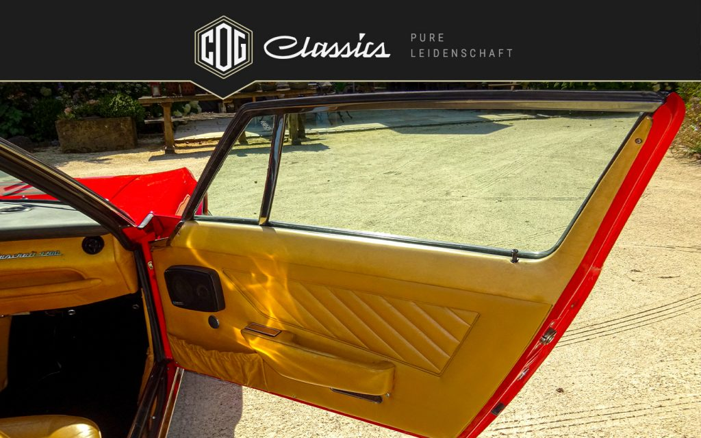 Maserati Indy 4700 - Schönes und sehr originales Exemplar!