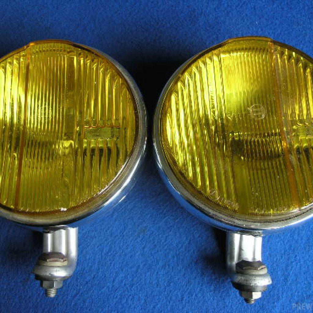 Paar  Bosch A 11505 Nebelscheinwerfer