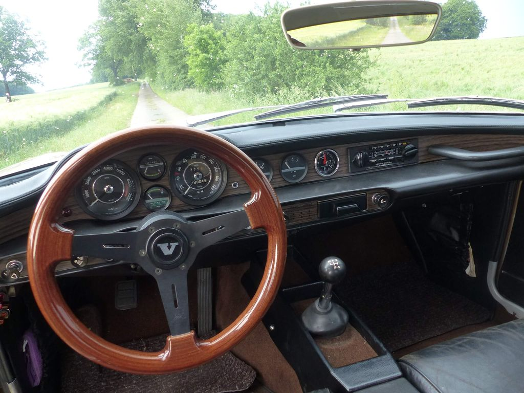 Volvo P1800 E - MATCHING NUMBERS