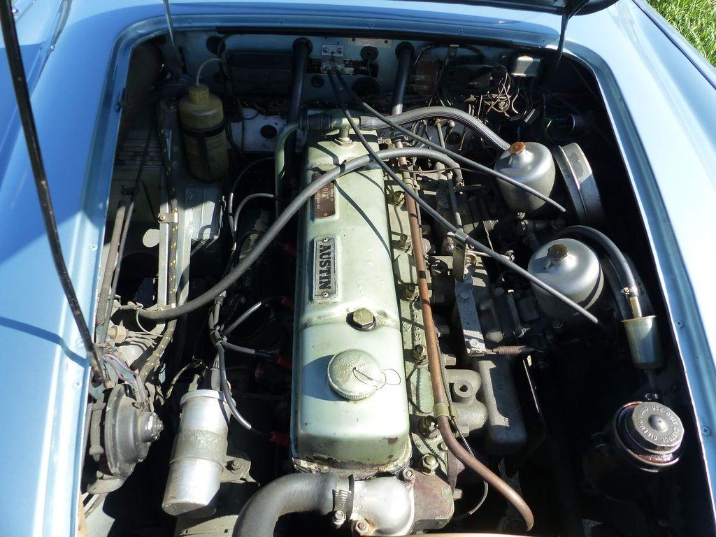 Austin-Healey 3000 MK III BJ 8 Cabriolet  2+2 - weitgehend original