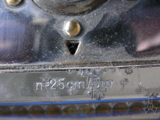 Hella Nebelscheinwerfer Typ 66893