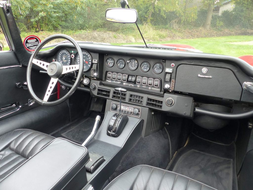 Jaguar E-Type Serie 3 - Der klassische Roadster mit dem kultivierten V12-Motor