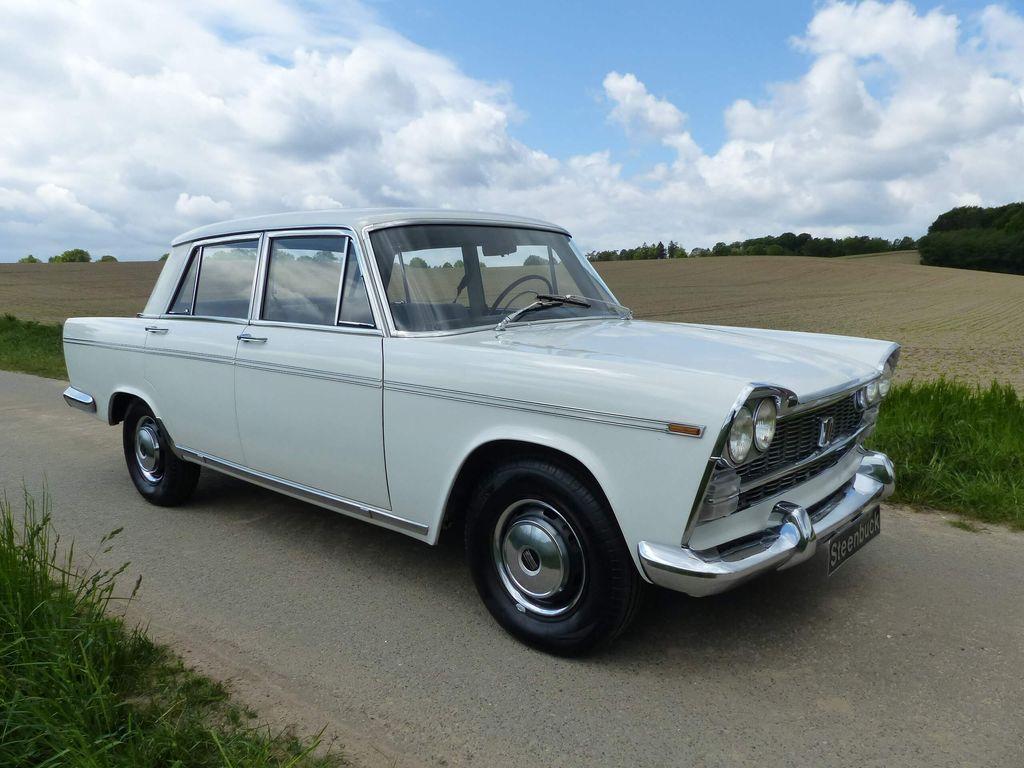 Fiat 2300 - Seltene Limousine im Originalzustand