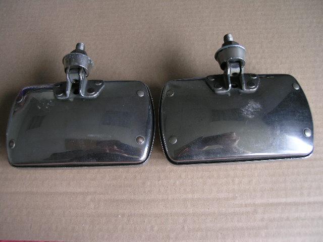 Paar Cibie Nebelscheinwerfer
