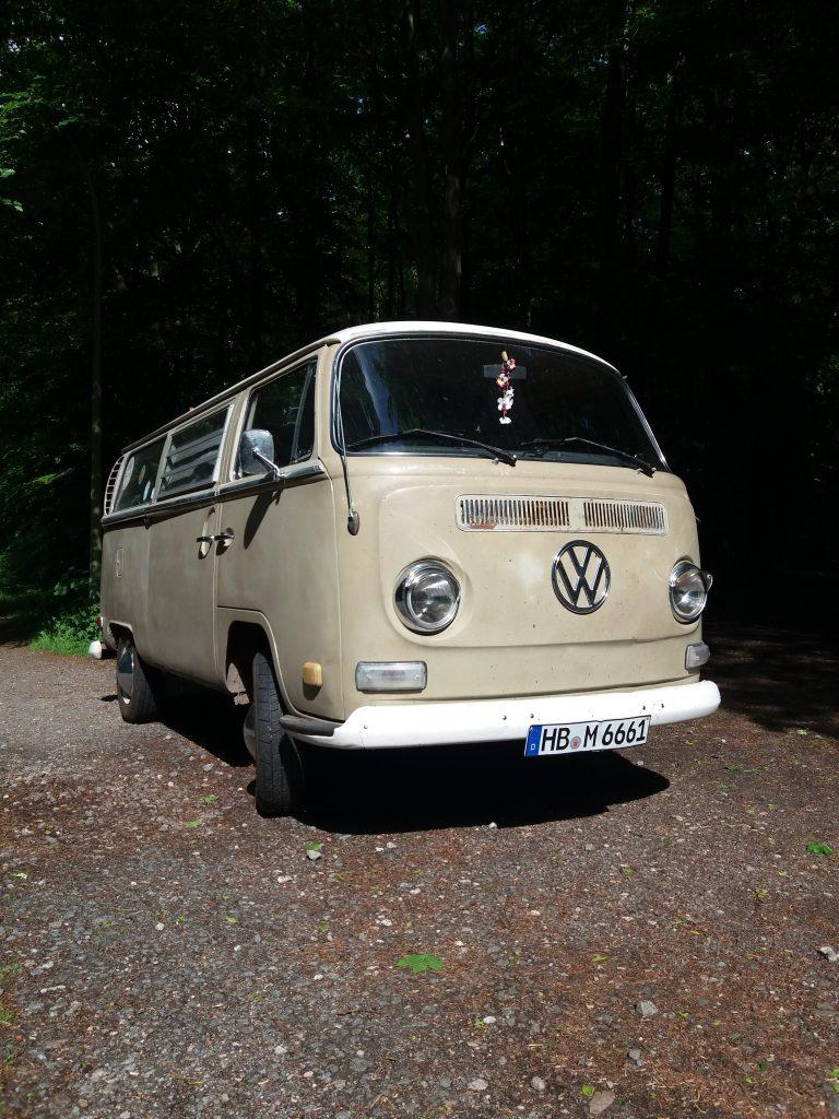 VW Bus T2a