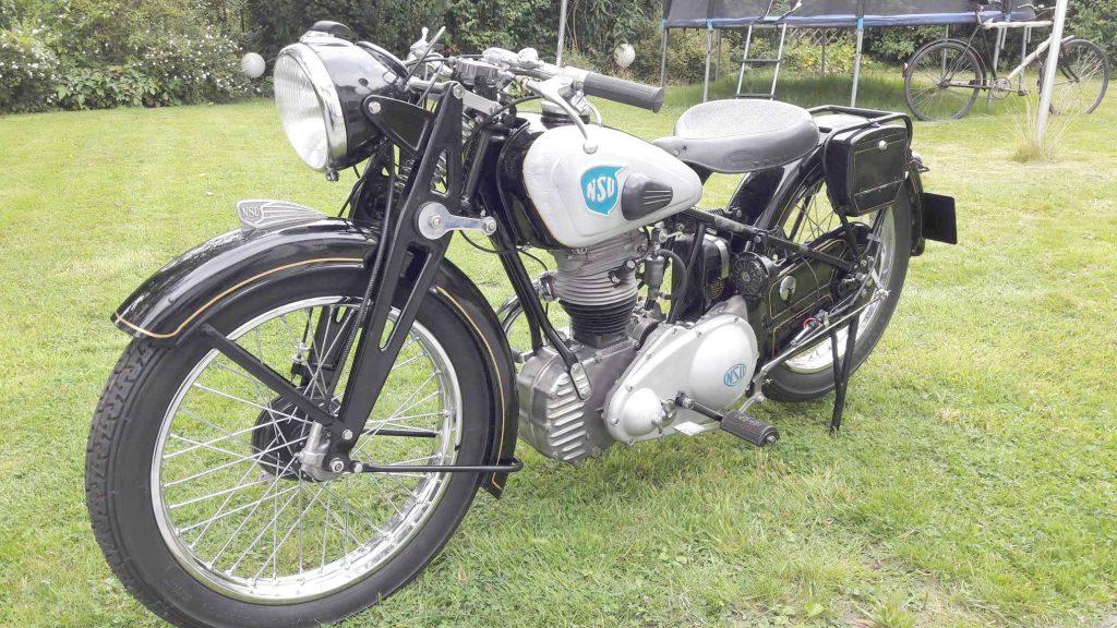 NSU 251 OSL, Bj. 1950