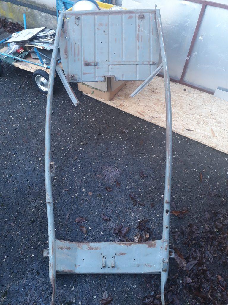 Messerschmitt KR 200 zum Fertig restaurieren