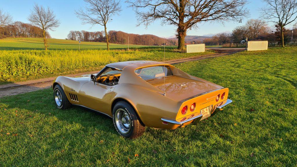 ´69 Corvette C3 Matching Number Sammlerzustand
