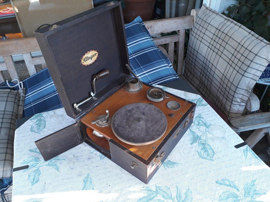 Klingsor Reise--Grammophon ca.1920