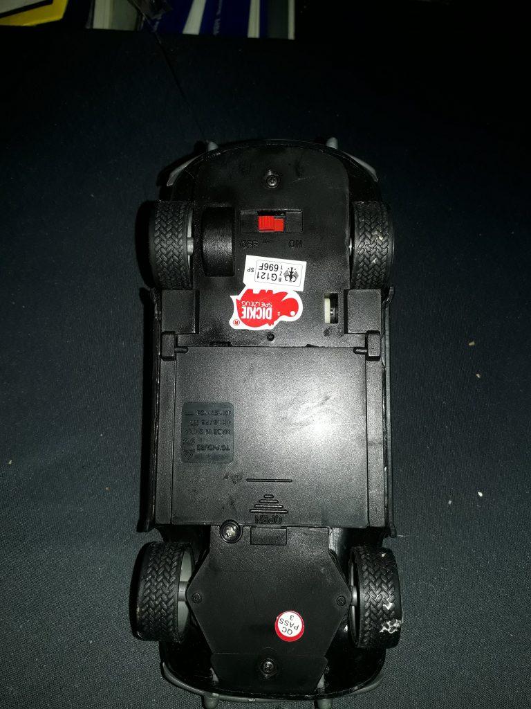 Brezel Käfer schwarzer Kunststoff Fernbedienungsmodell ca. 18 cm, Firma Dickie
