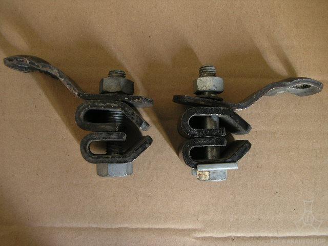 Paar Marchal-Nebelscheinwerfer Halter Typ K 17-1 8