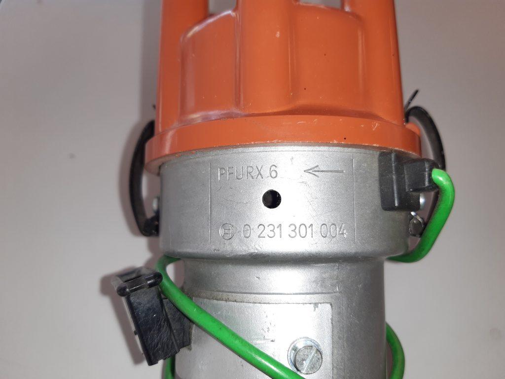Bosch Zündverteiler 250E, 250CE,