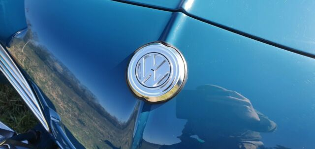 Volkswagen Karmann Ghia cabriolet