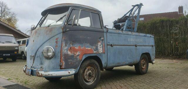 Volkswagen Wolfsburg Produktion T1 Pritsche
