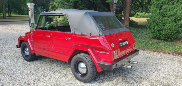 Volkswagen 181 Zivil, einer von 2148 gebaut worden