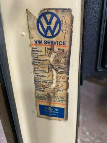 Volkswagen T2b mit Schiebedach und Erst lack, Volkswagen T2B , VW Transporter