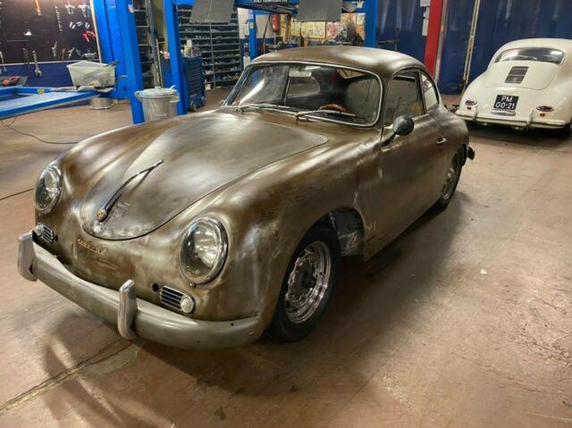 Porsche 356A, Porsche 356 Coupe, Porsche Coupe,
