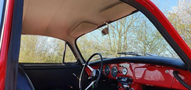 Porsche 356C Coupe aus Kalifornien, Porsche 356, Porsche 356 Coupe