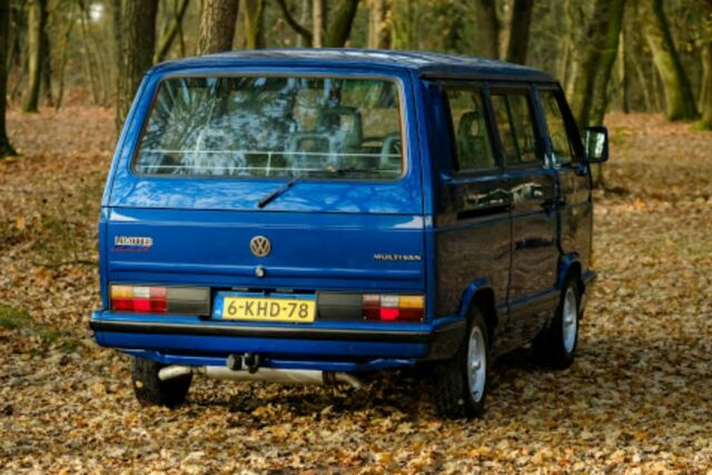 Volkswagen T3 Multivan LLE last Limited Edition