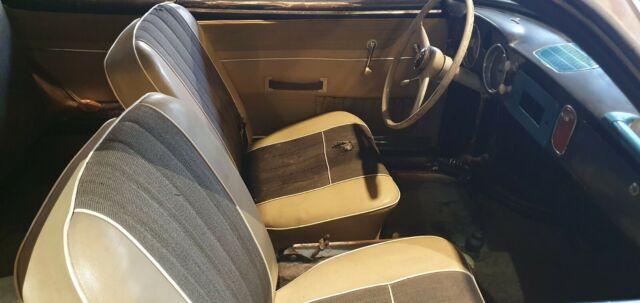 Volkswagen Karmann Ghia Lowlight, Volkswagen Karmman Low light