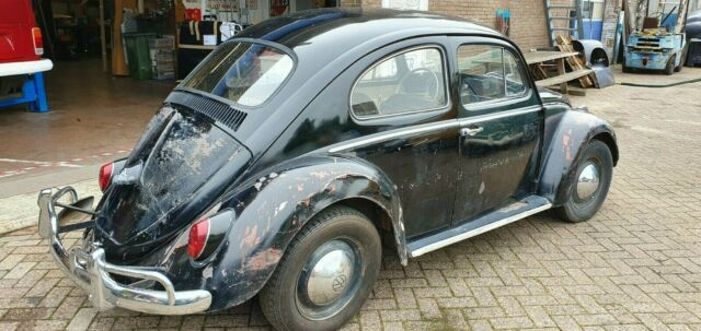 Volkswagen Käfer 1200 aus erster Hand